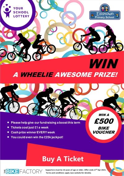 Win A £500 Bicycle Voucher