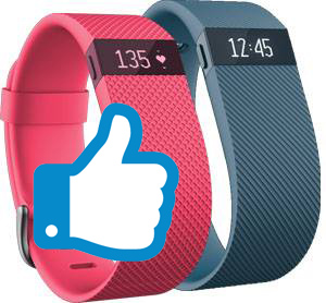 Congratulations to our Fitbit winners!