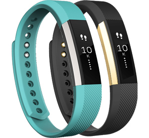 Support and win a Fitbit Alta!