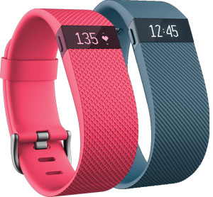 Support and win a Fitbit!