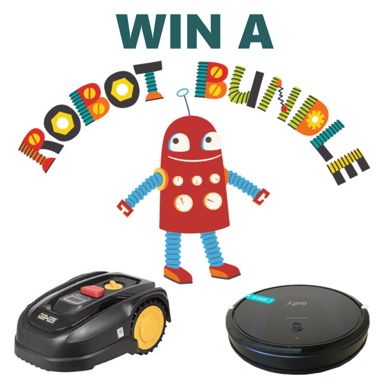 WIN A Robot Prize Bundle
