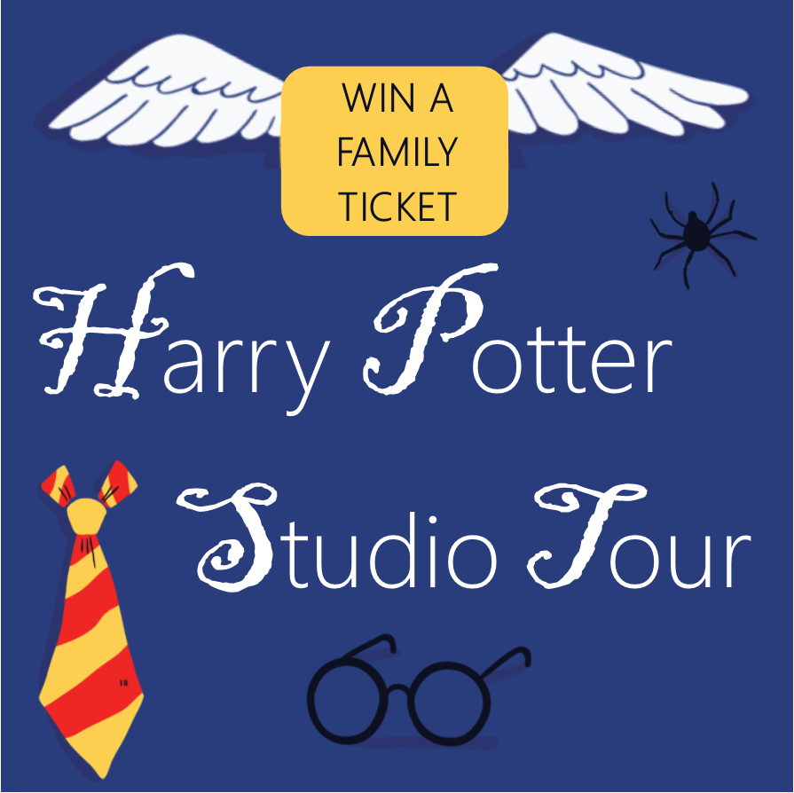WIN A Harry Potter Studio Tour