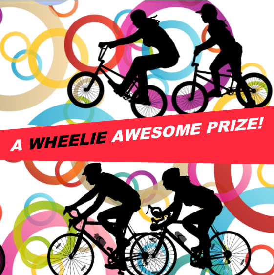 Win A £500 Bicycle Gift Voucher