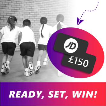 WIN £150 To Spend On PE Kit!