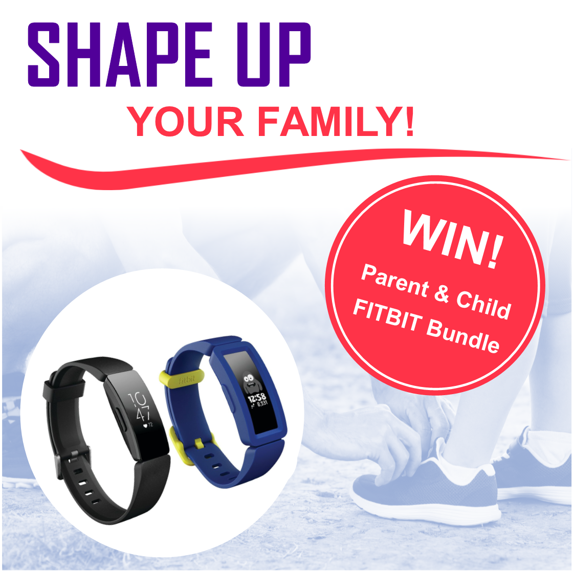 Shape Up Your Family!